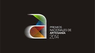 Ceremonia de entrega Premios Nacionales de Artesanía 2014