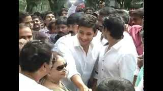 getlinkyoutube.com-Naresh Son Movie Opening - Mahesh Babu,Super Star Krishna