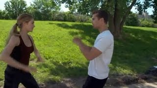 getlinkyoutube.com-Tris & Four // Theo & Shai / Fights, knives and trains