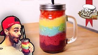 getlinkyoutube.com-Recette du RainBow Smoothie - La boisson parfaite ?