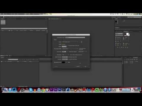 Efeito de Maquina de Escrever (SEM PRESET) - Adobe After Effects