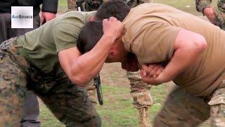 getlinkyoutube.com-US Marines vs Republic of Georgia Army. Guess Who Won?