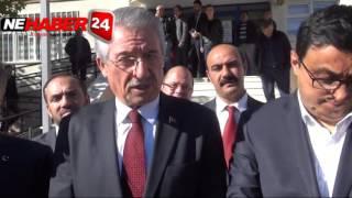Ak Parti Milletvekili Adayları Sebahattin Karakelle ve Serkan Bayram Oylarını Kullandı