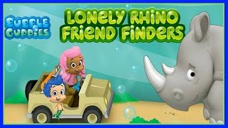 getlinkyoutube.com-The Bubble Guppies Lonely Rhino Friend Finder - The Bubble Guppies FULL HD Game - Episode 1