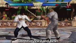 getlinkyoutube.com-Bruce Lee's Influence on Law (Tekken) (Outdated, new vid in description)