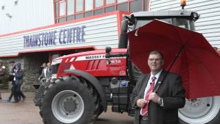 Massey Ferguson sponsors IFAJ 2014 - Innovations from a Small Island