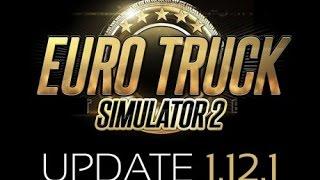 getlinkyoutube.com-Euro Truck Simulator 2 Atualização para o 1.12.1 licenciado e pirata