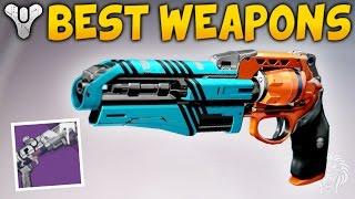 getlinkyoutube.com-Destiny: BEST VENDOR WEAPONS! Must Buy God Roll Guns - Crucible, Vanguard & Factions (Rise of Iron)