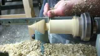 getlinkyoutube.com-Woodturning - Some Fun Projects