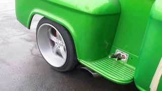 getlinkyoutube.com-The Green 57 Chevy Pick-Up ✔
