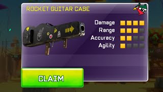 getlinkyoutube.com-The Respawnables - Mexican Fiesta/Rocket Guitar case - Full Review!!!