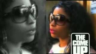 getlinkyoutube.com-Nicki Minaj Says She Wants To Smash Foxy Brown! (Interview By Doggie Diamonds)
