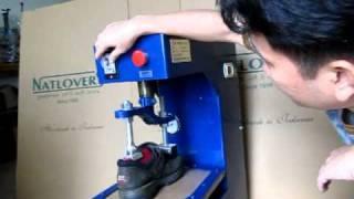 getlinkyoutube.com-LZ605 - Mesin Press Sole Otomatis