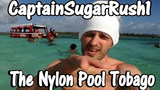 getlinkyoutube.com-Captain Sugar Rush in the Nylon Pool Tobago