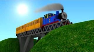 getlinkyoutube.com-3D Thomas the Tank Engine Video3