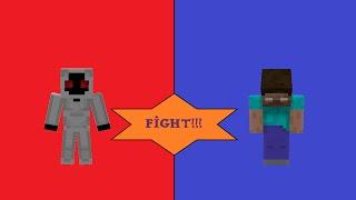 getlinkyoutube.com-Minecraft Animation: Herobrine vs Entity 303