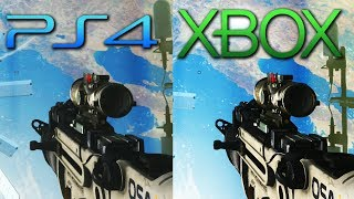 getlinkyoutube.com-PLAYSTATION 4 vs XBOX ONE graphics - Call of Duty: Ghosts Gameplay - (XB1 vs PS4 1080p HD)