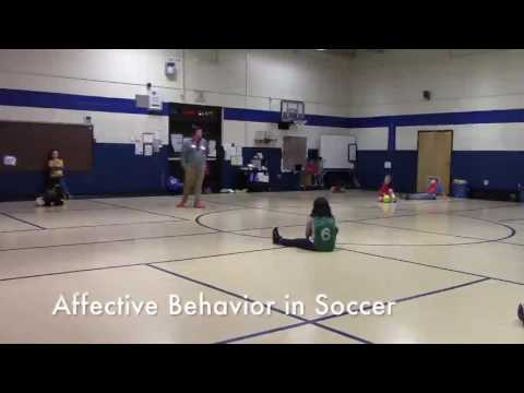 Soccer in 2nd Grade Physical Education