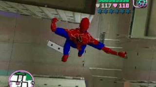 getlinkyoutube.com-LA VIDA DE SPIDERMAN EN VICE CITY