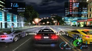 getlinkyoutube.com-Need For Speed: Underground - Race #91 - Eddie's Posse Part 1 (Tournament)