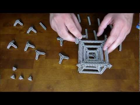Tutorial: Quintuple Cube (Zen Magnets)
