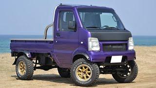 軽トラのカスタム・リフトアップなら但東自動車株式会社