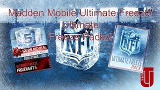 getlinkyoutube.com-Madden Mobile Ultimate Freeze Packs | FROZEN GIFT Pull | Best Frozen gift? | Madden Mobile