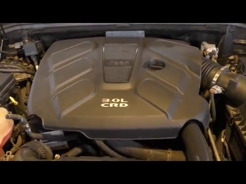 Что с джипом? Jeep Grand Cherokee.(Дизель.V6. 3L)