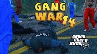 getlinkyoutube.com-GTA 5 THUG LIFE #14 - GANG WAR BLOOD VS CRIPS STRAIGH OUTTA COMPTON   S2