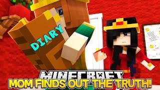 getlinkyoutube.com-Minecraft Royal Family-MOM FINDS OUT THE TRUTH ABOUT RAMONA!!