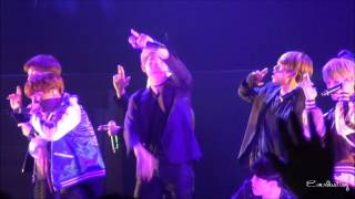 getlinkyoutube.com-160614 BTS AJ FES BB Special Live in Japan 뱁새 Fancam