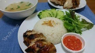 getlinkyoutube.com-Resep Nasi Ayam/Hainan Chicken Rice