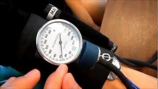 getlinkyoutube.com-How to: Measure Blood Pressure
