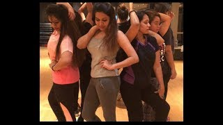 Baaghi 2: Ek Do Teen Song | Desi DX | Desi Dance Xercise | Ansar Khan width=