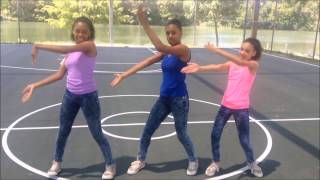 getlinkyoutube.com-#Dancedown- @RichySquirrel choregraphy ft.The Isaac Sisters
