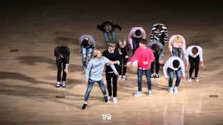 getlinkyoutube.com-151108 세븐틴 미니팬미팅 만세 Part Switch Ver.