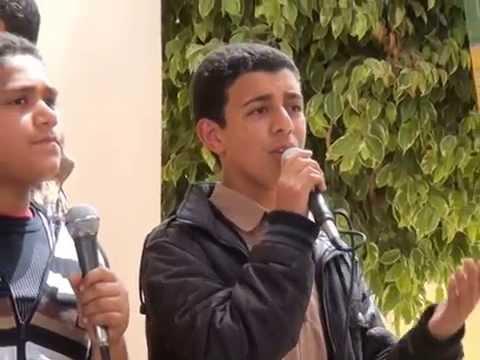 بحلم بالوحدة العربية   الشاعر محمد يحيي