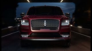 2018 Lincoln Navigator Truck of the Year / Elevating Travel to First Class
