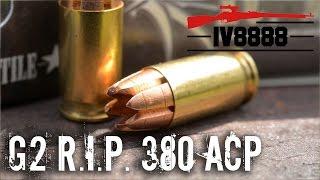 getlinkyoutube.com-G2 R.I.P. .380 ACP Ammunition Test