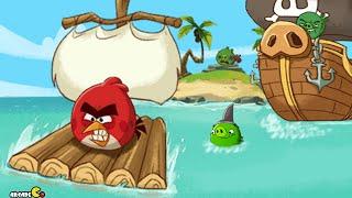 getlinkyoutube.com-Angry Birds Fight - Wild West 7-8 Multi Mecha Pig Monster Battle! iOS/ Android