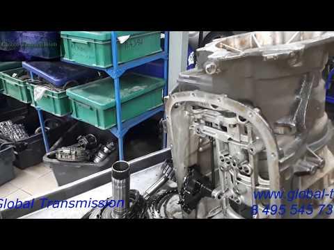 Расположение коробки передач в Кадиллак CTS