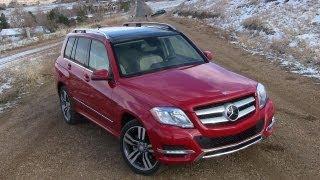 2013 Mercedes-Benz GLK: Top 3 Unexpected Surprises