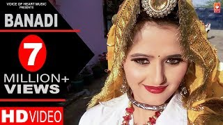 Banadi | Raj Sherry | Anjali Raghav | Farista | New Most Popular Haryanvi Dj Songs 2017