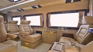 getlinkyoutube.com-Mercedes Benz Sprinter SVD1010 VIP Design by TRIMO