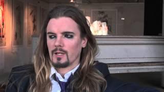 getlinkyoutube.com-Apocalyptica interview - Perttu Kivilaakso (part 1)