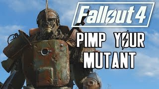 getlinkyoutube.com-FALLOUT 4: ALL STRONGS ARMOR SETS  - PIMP YOUR SUPER MUTANT!