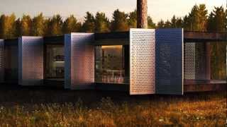 getlinkyoutube.com-Forest house - project postproduction breakdowns