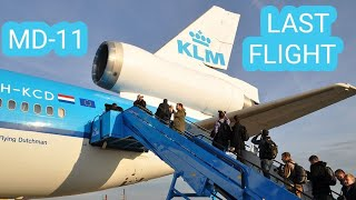 getlinkyoutube.com-ᴴᴰ ✈ Good bye MD-11 - FINAL FLIGHT