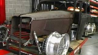 getlinkyoutube.com-Fuller Hot Rods / Art Racer / Baileigh Industrial