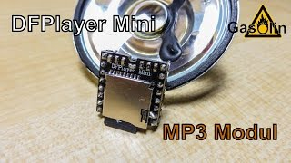 getlinkyoutube.com-DFPlayer Mini - MP3 Player Modul [German/Deutsch]